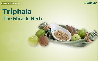 Health Benefits Of Triphala - The Miracle Herb And Kerala Ayurveda