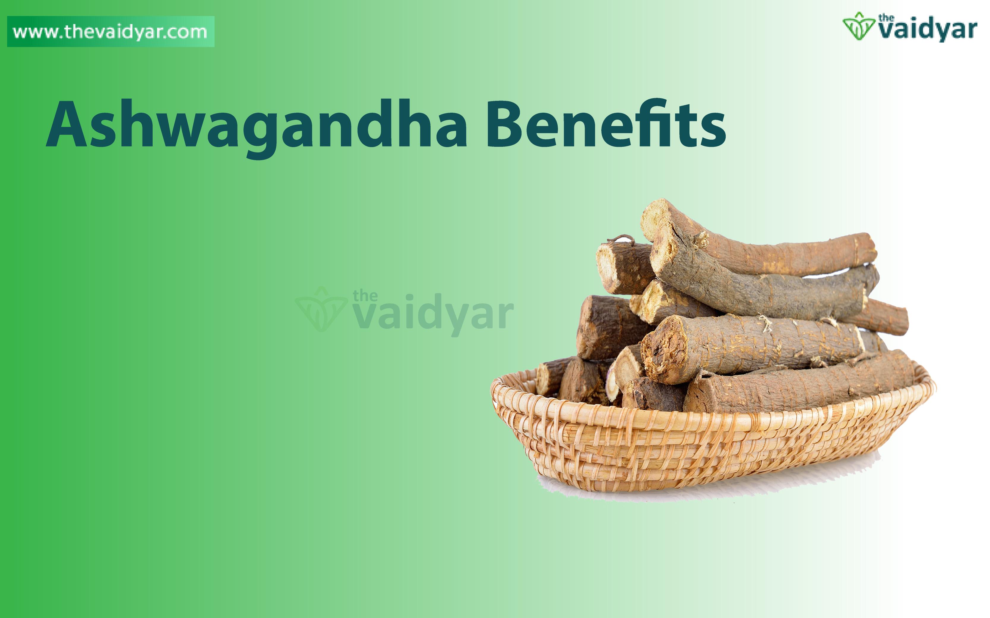 Ashwagandha Ayurvedic Health Benefits photo