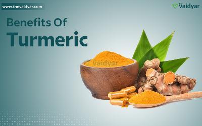 Health Benefits Of Turmeric - Kerala Ayurveda Recommendations